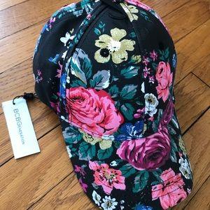 🆕BCBGeneration Floral Print Hat